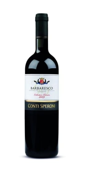 Barbaresco 2015 DOCG (Conti Speroni)