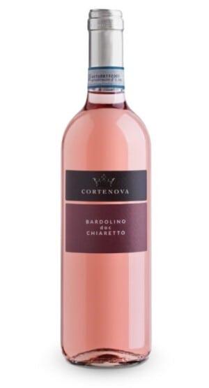 "Bardolino Chiaretto DOC 2018 ""Corte Nova"" rose"