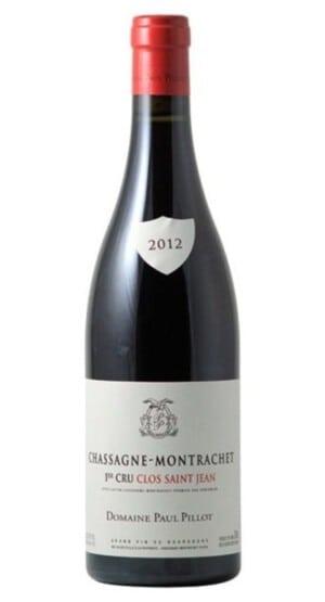"""Chassagne-Montrachet 1er Cru """"Clos Saint Jean"""" Rouge"""