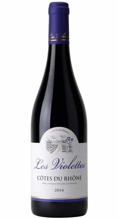 """Cotes du Rhône """"Les Violettes"""""""