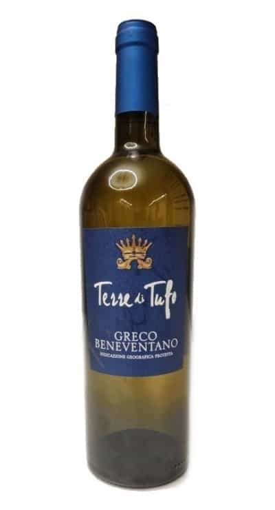 """Greco Beneventano IGP """"Terre di Tufo""""2018"""