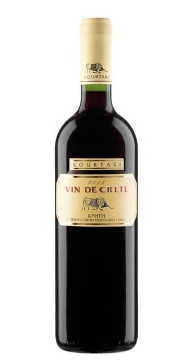 Vin de Crete Red